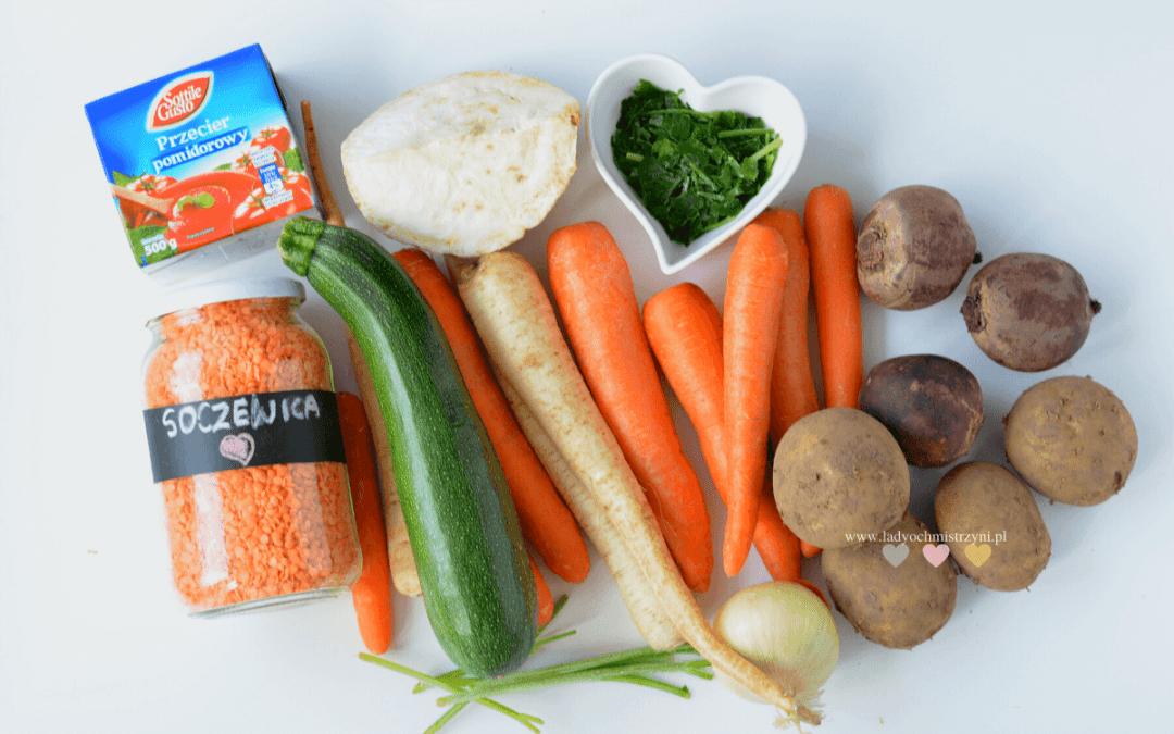 Jak mrozić zupy dla dzieci
