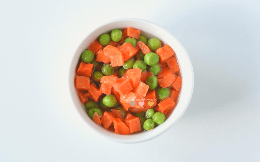 zupa z groszkiem