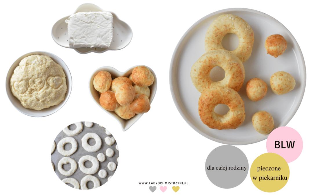 Oponki serowe dla dzieci BLW