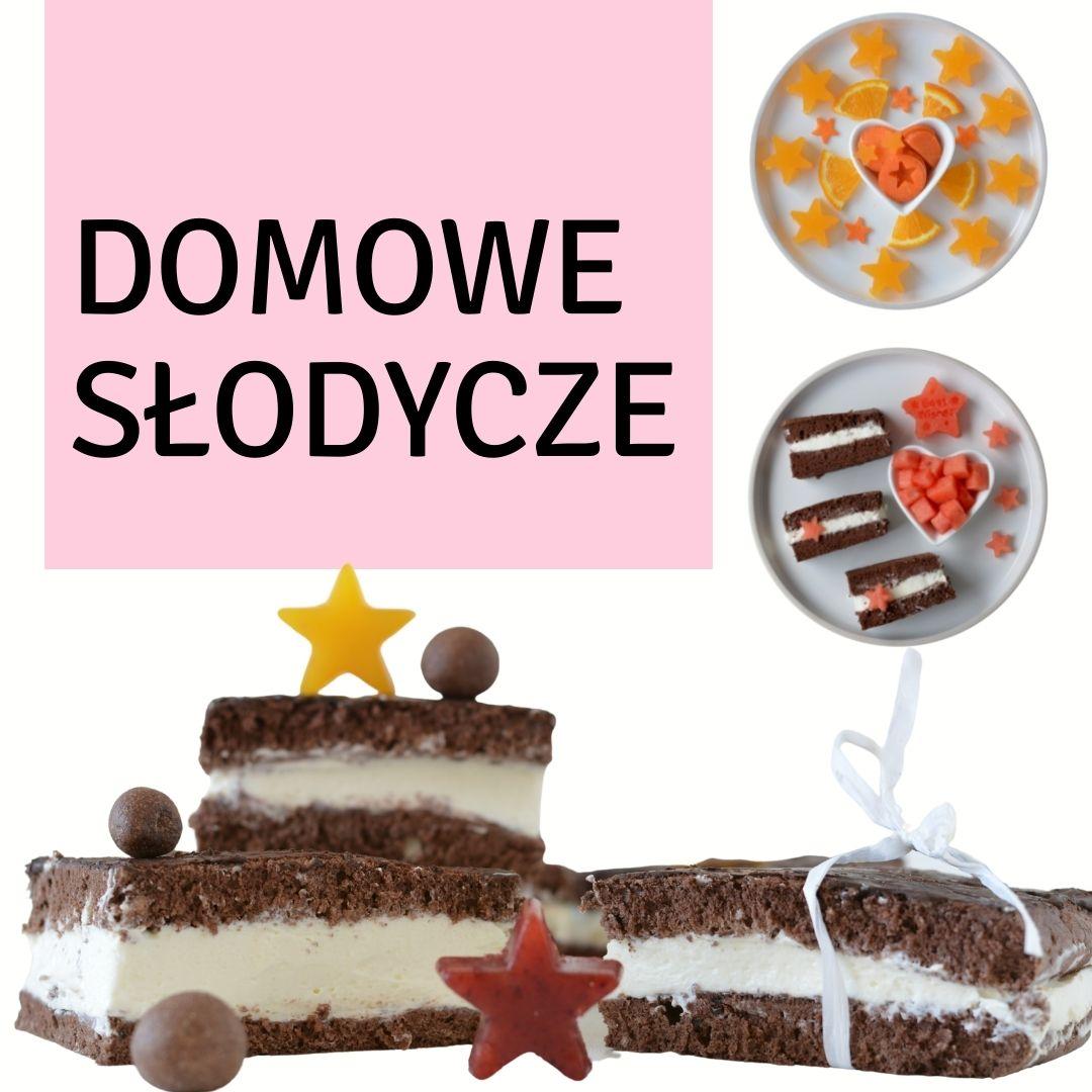 domowe słodycze dla dzieci