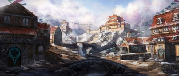 village fantasy mountain places rpg chapter part ii stuff