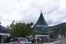 Havelock- the Mussel Capital of NZ!