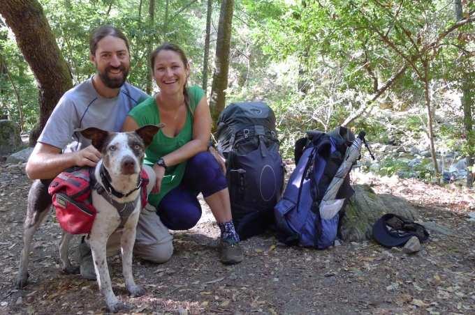 Hiker family