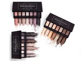 addiction eye shadow packets