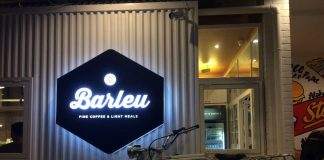 Barleu Coffee Bandung - 1