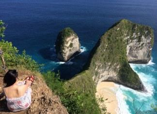 Kelingking Secret Point Nusa Penida
