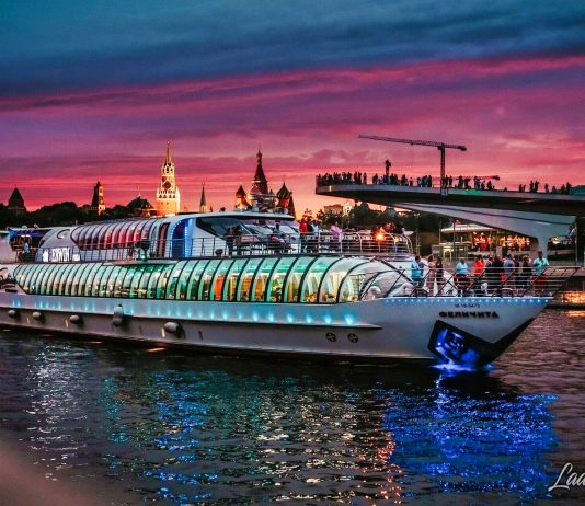 Moscow - Moskva River