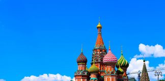 Moscow - St. Basil's Cathedral 8