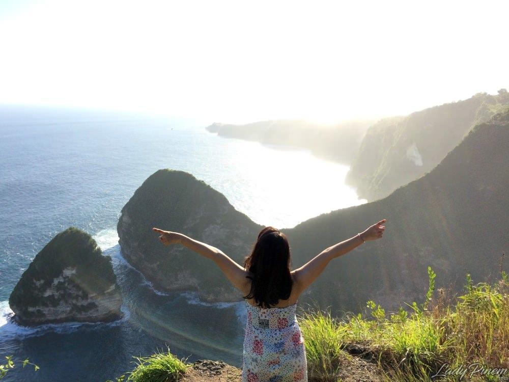 Paluang Cliff Nusa Penida Bali - 1