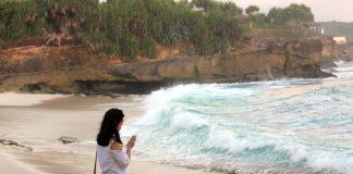Pantai Dream Beach Nusa Lembongan Bali - 4