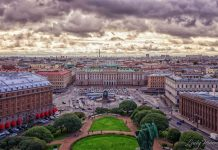 Saint Petersburg City 2