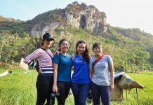 Wisata Bandung Ekstrim Tebing Hawu Padalarang1