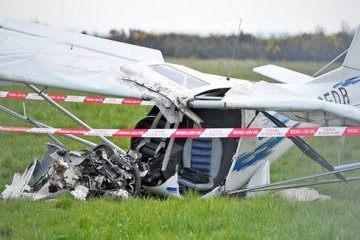 Pilot and four foreigners killed in plane crash —Police 4