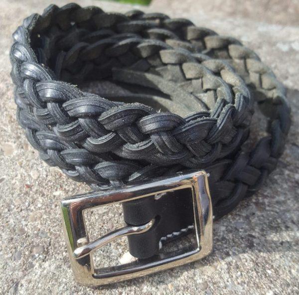 Working Hunter Leather Belt