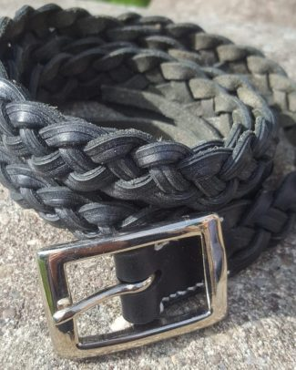 Working Hunter Leather Belt