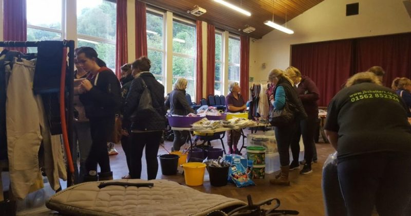 Equine Tack Sales in Kinver