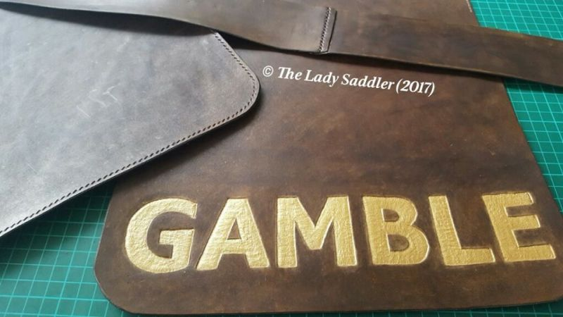 Gamble Shoulder Bag
