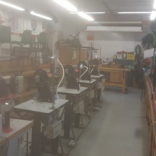 Saddlery Training Classroom