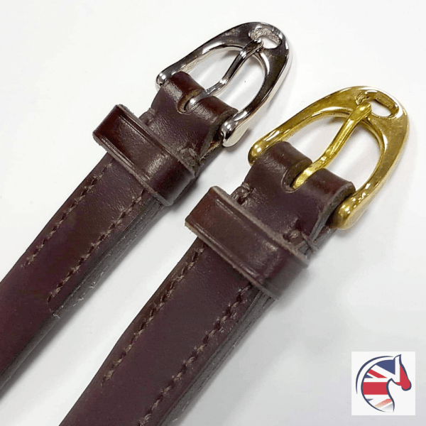 A.Nut Stirrup Belt Brass and Nickel