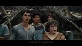 Thomas, Minho et Chuck