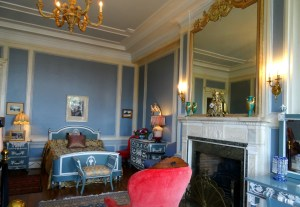 Lady Mary's suite