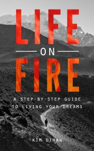 Life on Fire book