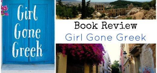Book Review of Girl Gone Greek