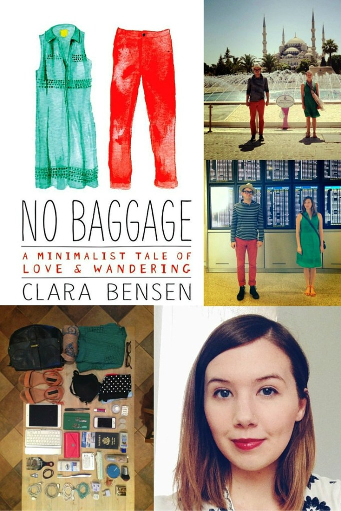 Writer Wednesday - Clara Bensen