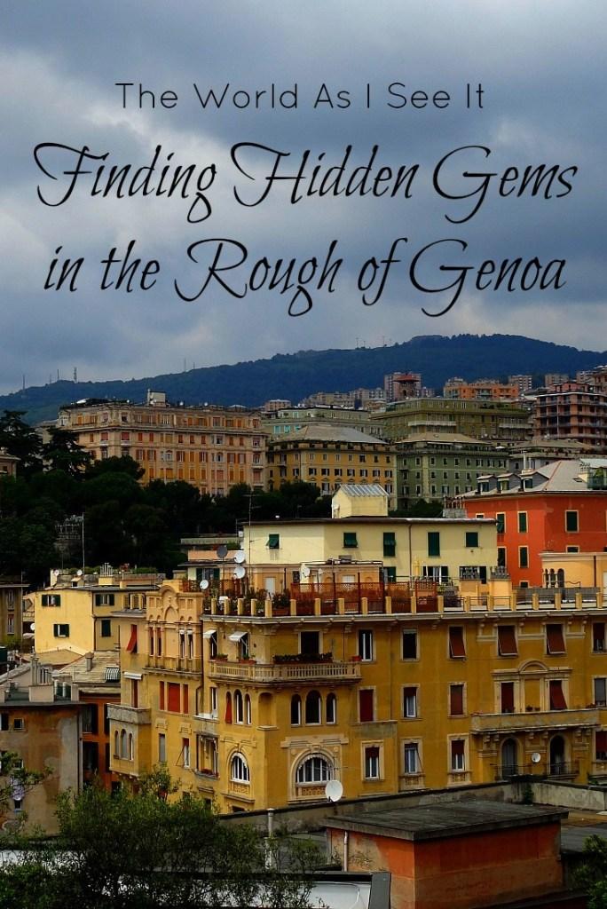 Genoa's Hidden Gems