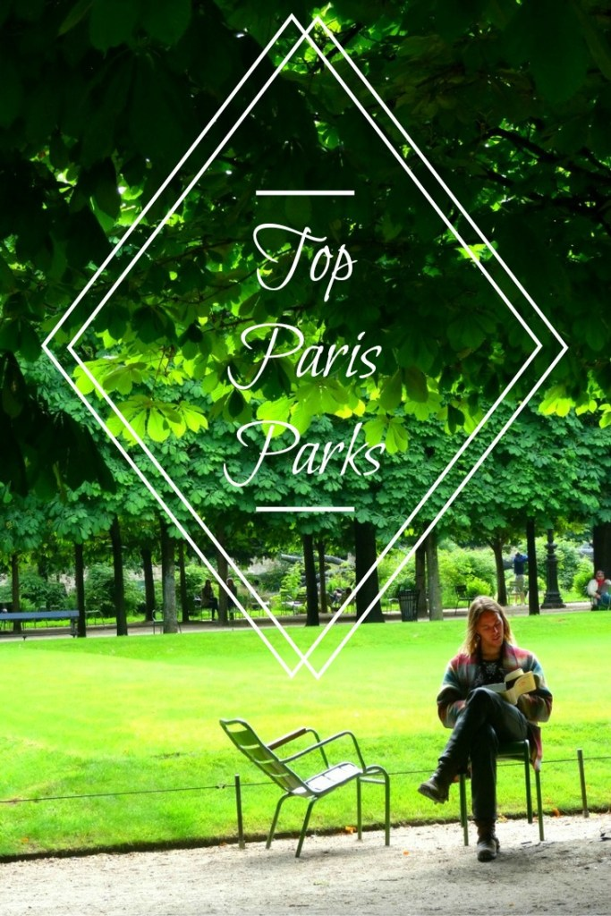 Top Paris Parks