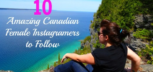 Canadian Female Instagramers