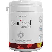 BARICOL أقراص المضغ - أفضل ملتي فيتامين بعد عمليات السمنة والتكميم وتحويل المسار