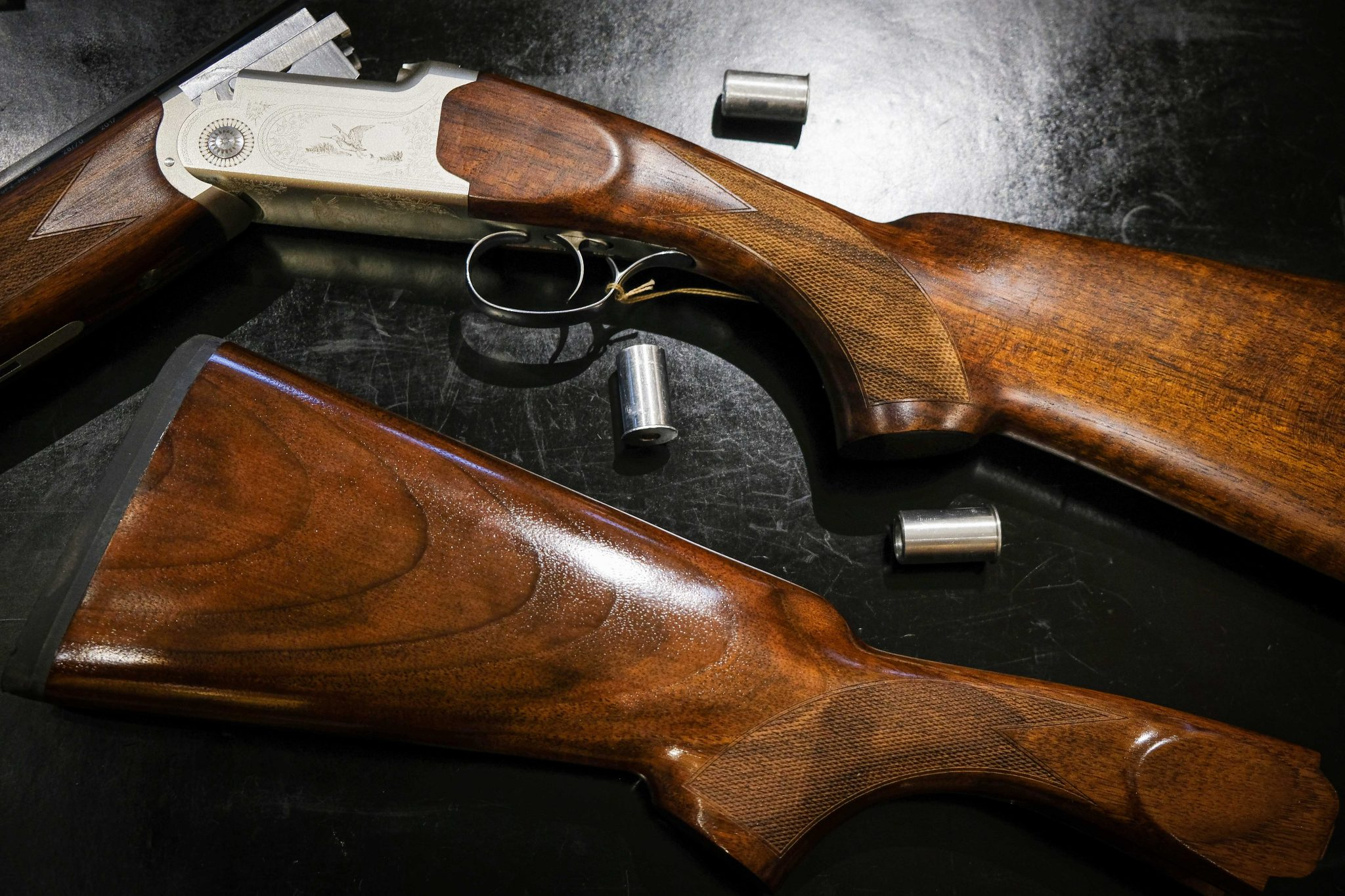 A Yildiz junior shotgun stock available to purchase at Sportarm at Lady's Wood