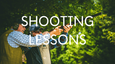 Shooting lessons button