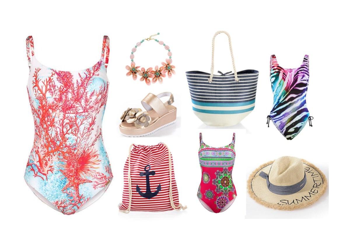 Take me to the Beach! Was auf keinen Fall in deiner Beach Bag fehlen darf