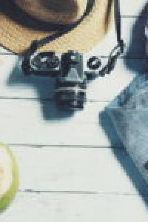 Red Shirt With Leaf And Flower Print Womens Fashion - Clothing Blouses & Shirts