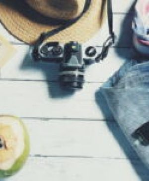 Pink And Amethyst Gold Plated Bracelet