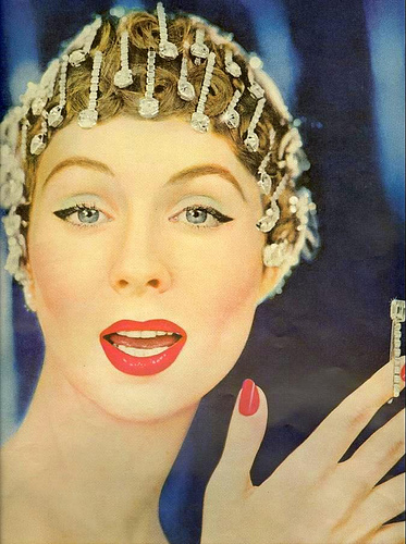 pin curl diagram 6 pole square trailer wiring suzy parker s gorgeous 1950s hair how you can achieve it lady violette