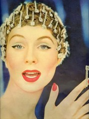 suzy parker gorgeous 1950s hair