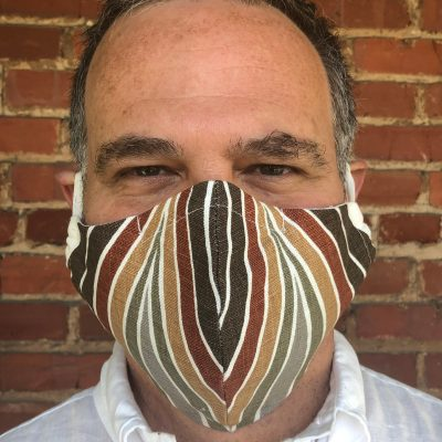 Introducing my line of high-end fabric masks