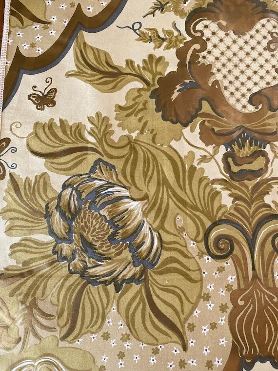 vintage Schumacher fabrics