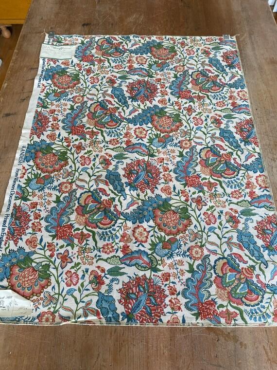 "1953 Greeff ""Kandesh"" Fabric Sample"