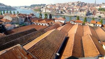 Vila Nova de Gaia roofs