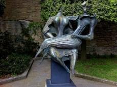 Sculptures in City of San Marino