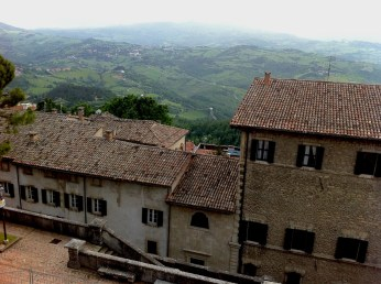 Views from City of San Marino