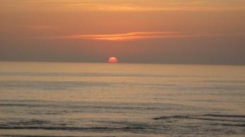 Sunset in Vila Nova de Milfontes