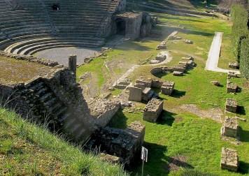 Amphitheater in Fiesole