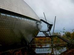 Universum Bremen museum from outside