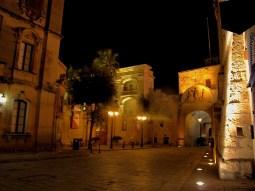 Mdina at night