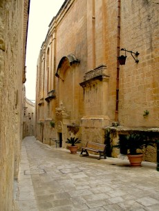 Mdina in the morning